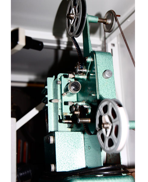 projector 16mm m