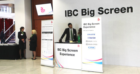 big screen ibc17