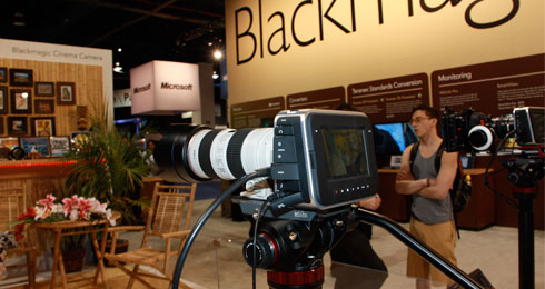 blackmagic stand nab