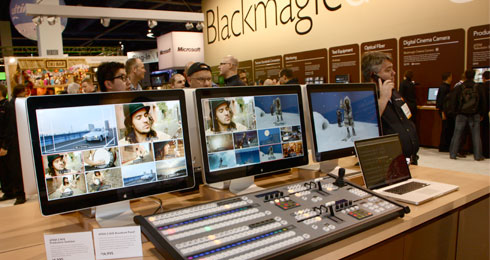 blackmagic mistura